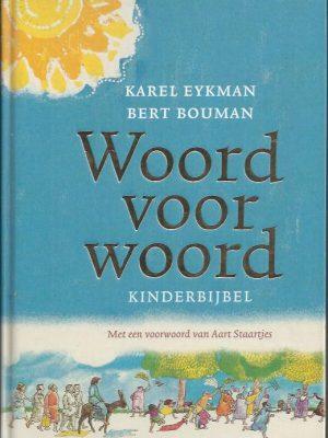 Woord voor woord-Karel Eykman-9789026131561