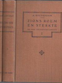 Zions roem en sterkte, of Verklaring van de Nederlandsche Geloofsbelijdenis-Arnoldus Rotterdam-1914