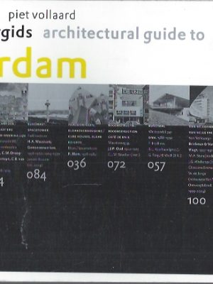 Architectuurgids Rotterdam-Paul Groenendijk, Piet Vollaard-9064505292-9789064505294