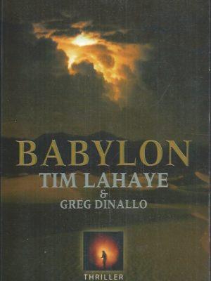 Babylon-Tim Lahaye en Greg Dinallo-9029717793-9789029717793