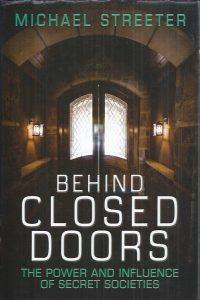 Behind closed doors-Michael Streeter-9781845379377