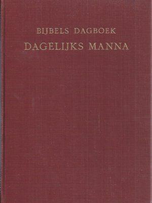 Bijbels dagboek-Dagelijks Manna-Zuijderduijn