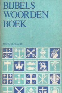 Bijbels woordenboek-Frithiof Dahlby-9025941125-11e druk