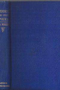 Clytemnestra, The earl's return, The artist, and other poems-Hardcover 1855