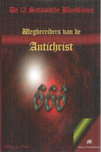 De 13 satanische bloedlijnen-Robin de Ruiter-9789080162341