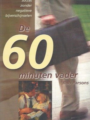 De 60 minuten vader-Rob Parsons-9060677498-9789060677490