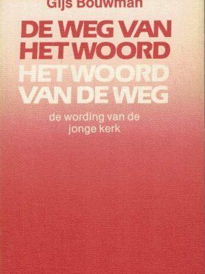 De weg van het woord-Gijs Bouwman-9025942806