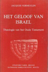 Het Geloof van Israel-Jacques Vermeylen-9061734428-906597184X