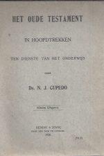 Het Oude Testament in hoofdtrekken-N.J. Cupedo