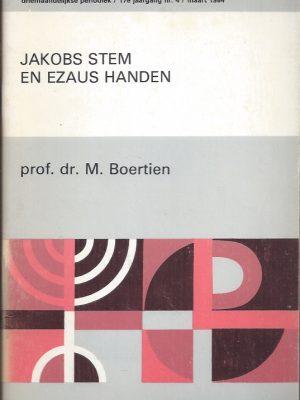 Jacobus stem en Ezaus handen-prof.dr. M. Boertien