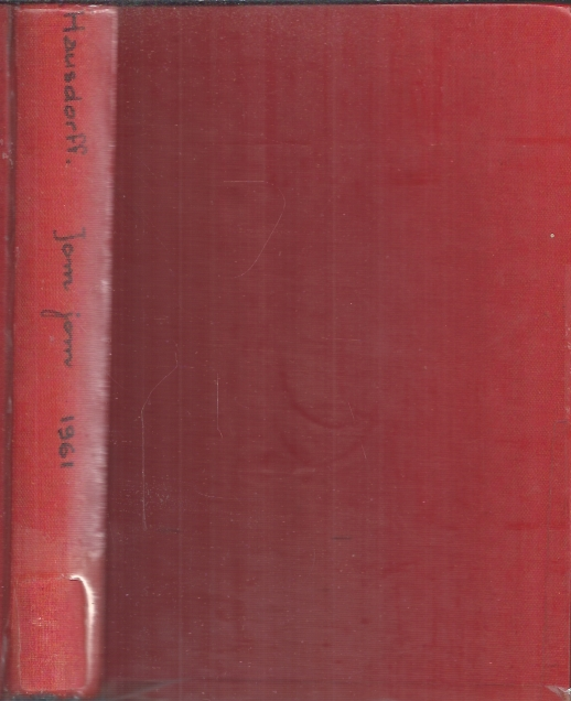 Jom Jom, voor de joodse jeugd in Nederland-D. Hausdorff-1961