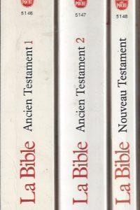 La Bible, Ancien et Nouveau Testament 1979-volume 3-9782253037026