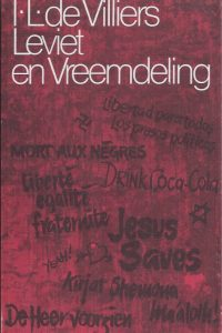 Leviet en vreemdeling-I.L. de Villiers-0624011739