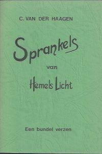 Sprankels van Hemels Licht-C. van der Haagen