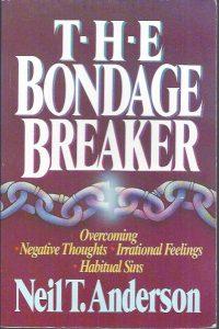 The Bondage Breaker-Neil Anderson-0890817871