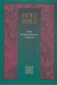 The Holy Bible New International Version-THE NIV Giant Print-0310908361-9780310908364