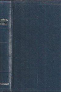 The book of common prayer- Oxford University Press, [1969]