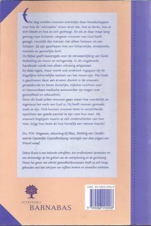 Vrouw zijn, christelijk handboek over seksualiteit-Debra Evans-9058290905_B