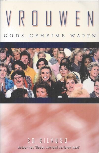 Vrouwen, Gods geheime wapen-Ed Silvoso-9075226411