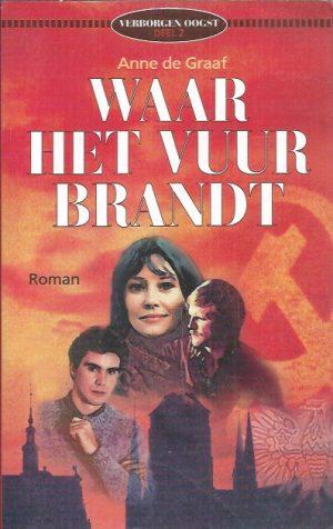 Waar het vuur brandt-Anne de Graaf-9024260965-9789024260966