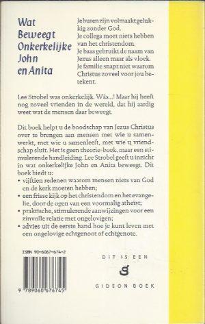 Wat beweegt onkerkelijke John en Anita-Lee Strobel-9060676742+B