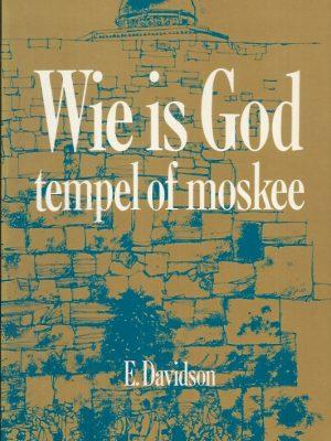 Wie is God, tempel of moskee-Elishua Davidson-9080015911