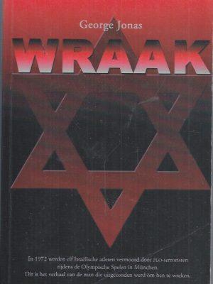 Wraak-George Jonas-9033114917-9789033114915-2e druk
