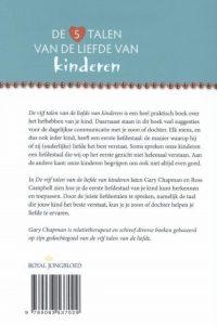 De vijf talen van de liefde van kinderen-Gary Chapman-9789063532871_B