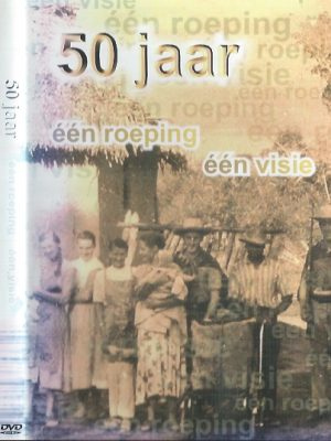 50 jaar één roeping één visie-Brazilie-Guus en Janny Bringsken-DVD