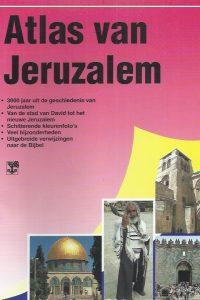 Atlas van Jeruzalem-Robert Backhouse-9050306055-9789050306058