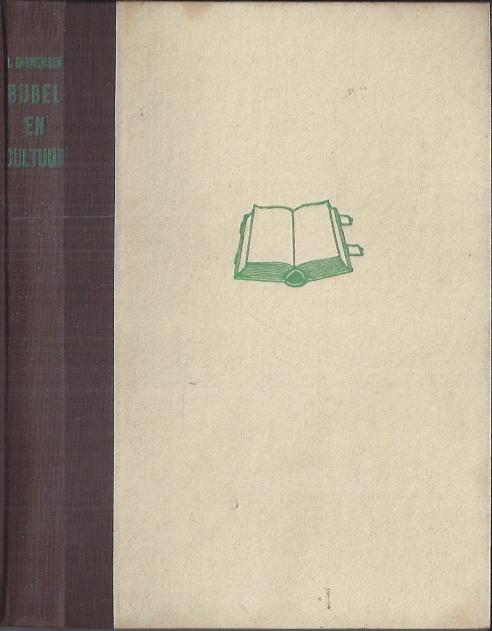 Bijbel en cultuur-A. Ingwersen