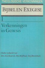 Bijbel en exegese 1, Verkenningen in Genesis-9024229375-9789024229376