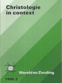 Christologie in context-Wereld en Zending 1996.3