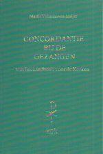 Concordantie bij de Gezangen van het Liedboek voor de Kerken-9024217733