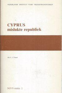 Cyprus, mislukte republiek-C.J. Visser-NIVV-reeks, 2-9023414179