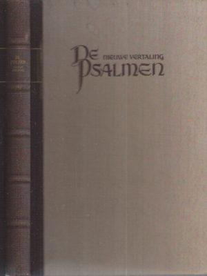 De Psalmen, Nieuwe Vertaling op last van het Nederlandsch Bijbelgenootschap 1943