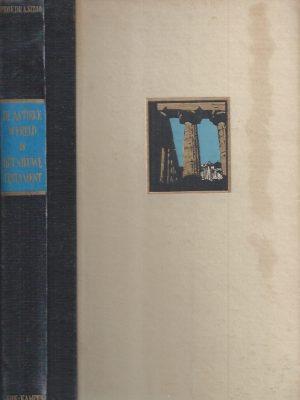 De antieke wereld en het Nieuwe Testament-A. Sizoo