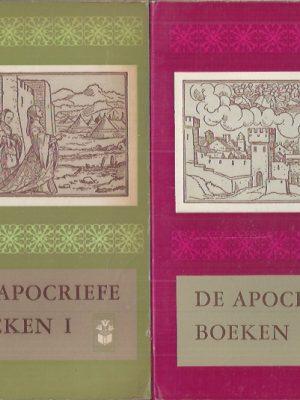 De apocriefe boeken I en II-Boeketreeks, 5, 6-druk 1958