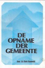 De opname der gemeente-Jb. Klein Haneveld-Het Morgenrood 135