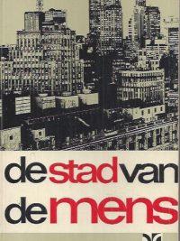 De stad van de mens- Harvey Cox-6e druk 1967