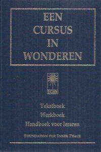 Een cursus in wonderen Foundation for Inner Peace-9020281763-9789020281767