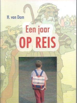 Een jaar op reis, dagboek voor kinderen-H. van Dam-9033118289