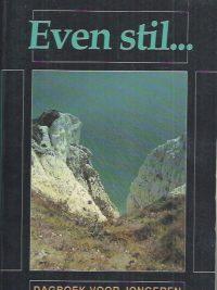Even stil-Dagboek voor jongeren-J.H. Mauritz