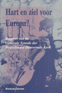 Hart en ziel voor Europa-Nederlandse Hervormde Kerk-9023905512