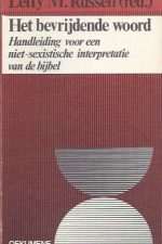 Het bevrijdende wo-Letty M. Russell-902595104X