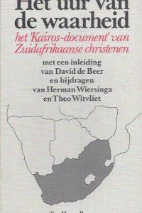 Het uur van de waarheid het Kairos-document van Zuidafrikaanse christenen-9025943209