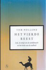 Het vierde beest-Tom Holland-9789025369088
