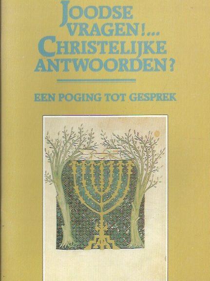 Joodse vragen-Christelijke antwoorden-9065721096