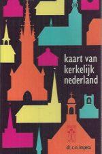 Kaart van kerkelijk Nederland-C.N. Impeta