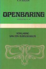 Openbaring, hoofdstuk 12-22-door K.H. Kroon-902420268X
